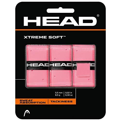 Head XtremeSoft Grip, dozen (Overgrip) pink