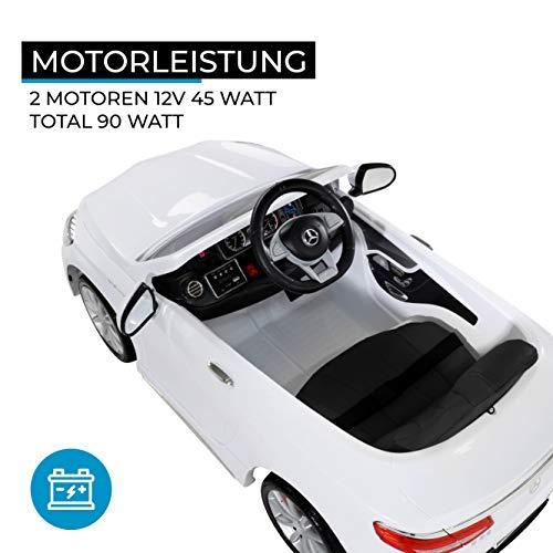 E-Auto für Kinder  Mercedes Amg S63 Lizenziert kaufen  Bild 1*