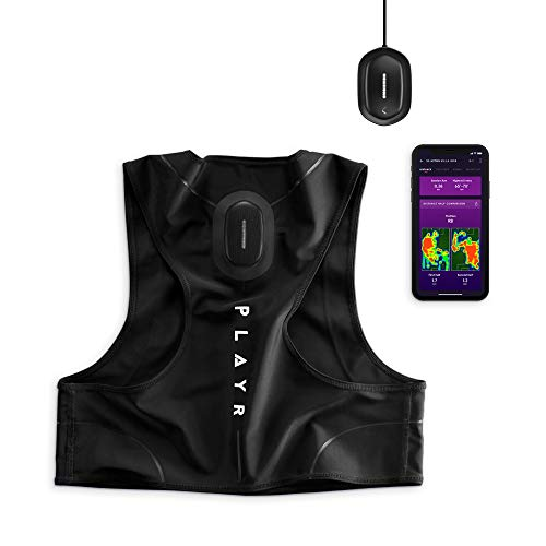 CATAPULT PLAYR GPS Vest