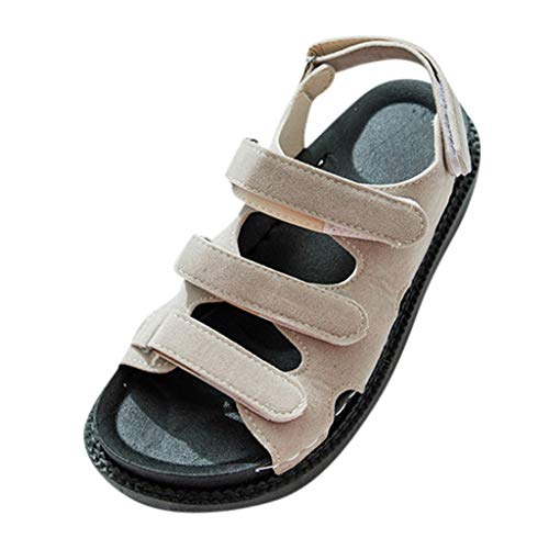 FAMILIZO Sandalias Mujer Verano Tacon Alto Fiesta Originales Plataforma Chanclas Sandalias de Vestir Moda Abierta Toe Playa Sandalias Estudiantes Ronda Toe Casual Zapatos