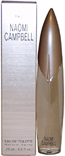 Naomi Campbell By Naomi Campbell For Women. Eau De Toilette Spray 2.5 Ounces
