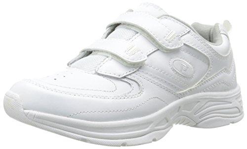 Propet Women's Eden Strap Walking Shoe,White,6.5 M US