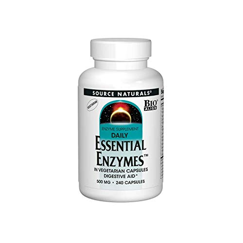 Source Naturals Daily Essential Enzymes Bild