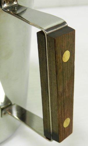 キャプテンスタッグ(CAPTAINSTAG)コーヒーポット18-8ステンレス製パーコレーター3カップM-1225