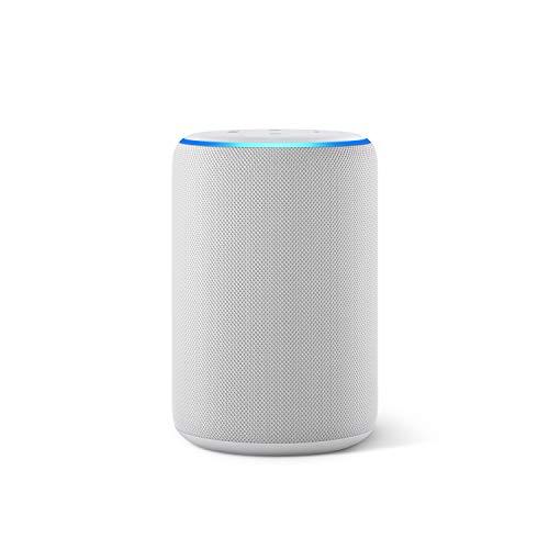 Nouvel Amazon Echo (3ème génération), Enceinte connectée avec Alexa, Tissu sable