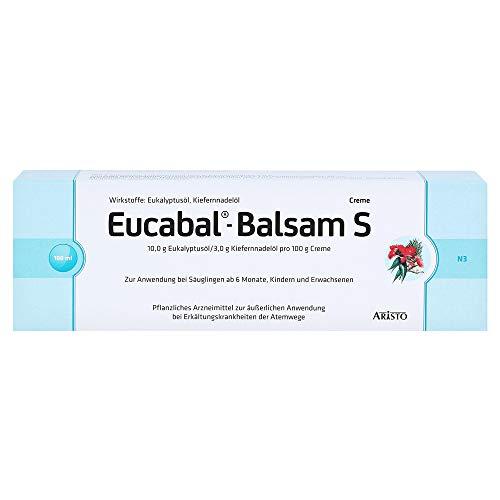 Eucabal Balsam S, 100 ml