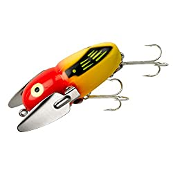 The heddon lure called the Crazy Crawler