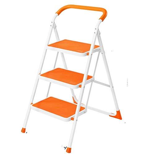 Xiao Jian- Thuis opvouwbare kleine ladder stoel dual-use ladder kruk indoor multifunctionele step kruk Volwassen buiten werkbanken Stap krukken