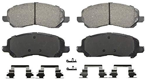 02 mitsubishi galant brake pads - 3