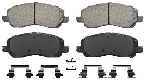 02 mitsubishi galant brake pads - 1