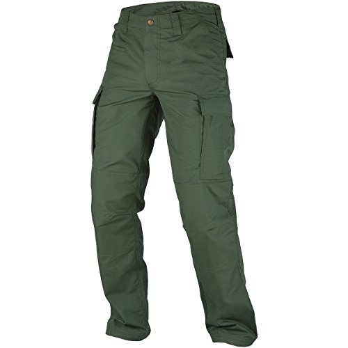 Pentagon Hombres BDU 2.0 Pantalones Camo Verde