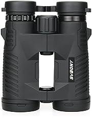 SVBONY SV39 双眼鏡 8倍 コンサート バードウォッチング 双眼 望遠鏡 BAK4 プリズム ストラップ付き 高防水 探険 登山 ハイキング 男性向け 天体観測 花火大会 旅行 野鳥観察 動物観察8×42