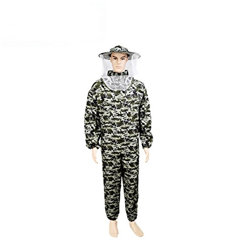 Boerderij & Ranch Camouflage Bijenteelt Pak Beschermende Broek Sluier Bijen Bescherming Jurk XL