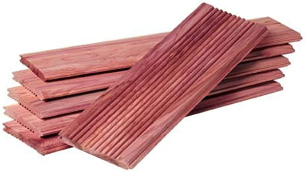 Aromatic Cedar Drawer Liners Set Of 10