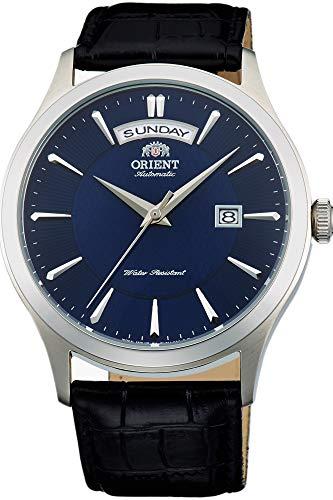 Orient Reloj Analógico para Hombre de Automático con Correa en Cuero FEV0V003DH