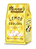 Memaw's Country Kitchen Cookies   8 x 4 oz. Boxes: Lemon Cooler Homemade Mini Cookies Perfect for Gifts or Sampling. (8 Pack)