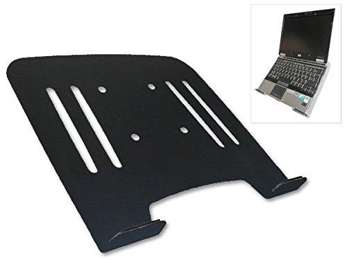 DRALL INSTRUMENTS Universal Halterung Ablageplatte für Laptop Notebook Netbook Befestigung an Wandhalterung mit VESA 75 Modell: IP3B