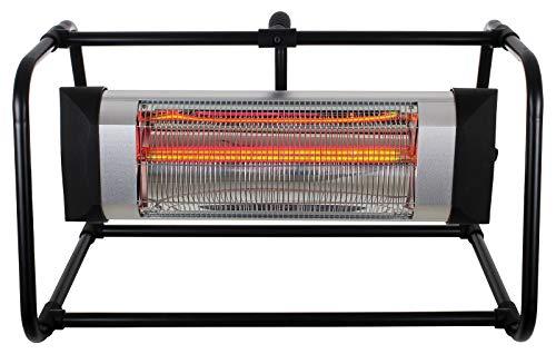FARETTO IR infrarossi CasaTherm B2000-II lowglare IP55
