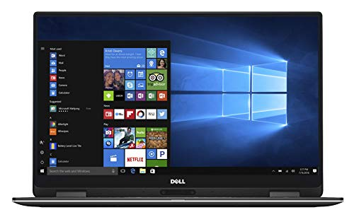 Dell XPS 13 2-in-1 9365 2017 Core i7-8500Y 8GB RAM 512GB SSD Win 10 FPR CTXNX silber