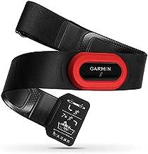 Garmin Hrm-Run Nabız Bandı, Unisex, Siyah/Kırmızı, Tek Beden