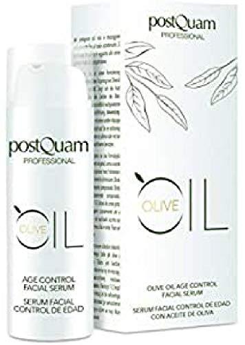 Postquam - Olive | Feuchtigkeits Hyaluron Serum Gesicht mit Olivenöl - Natürliche Gesichtspflege - 30 ml