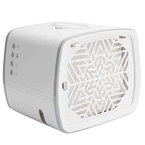 FOTABPYTI Enfriador de Aire, humidificador 480ML para Verano para la Familia