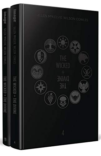 The Wicked + the Divine Deluxe Edition: Year Four