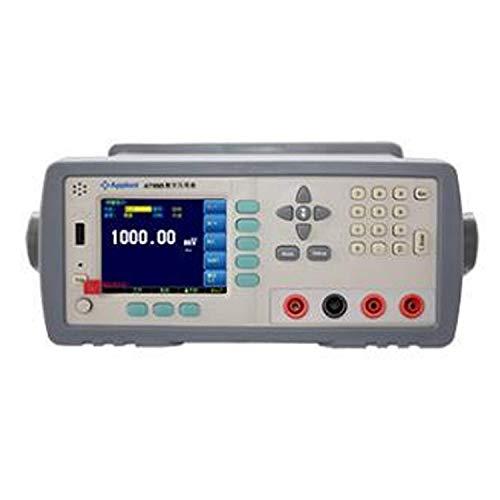 Yongenee Herramienta física AT188 Puerto Nuevo Instrumento de medición multímetro digital 210K 3.5 '' TFT LCD DCV Precisión 0,01% RS232 USB Herramientas industriales