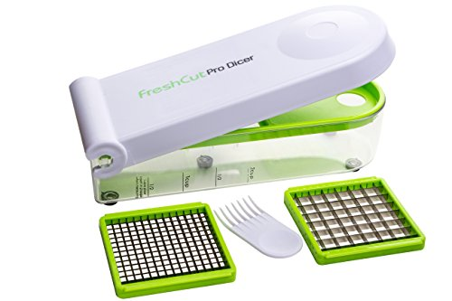 FreshCut Pro Dicer Manual Food Chopper and Dicer