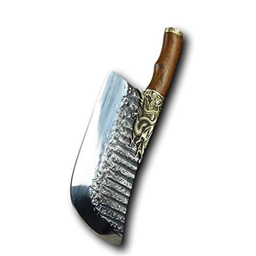 Cuisine Couteaux de cuisine Set lame fixe viande couteau à la main de Sharp couperet Coupes légumes Outils Accessoires de cuisine (Color : Chopper)