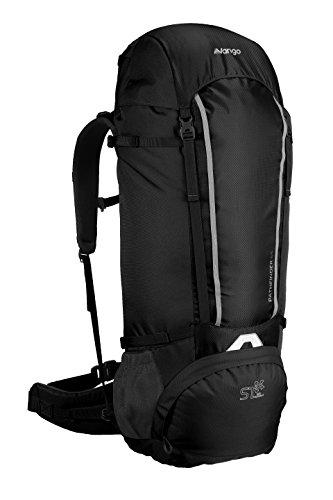Vango Pathfinder 65 Rucksack - Black