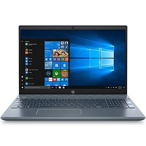 HP Pavilion Laptop 15-cs3019nl, Blue, Intel Core i7-1065G7, 16GB RAM, 512GB SSD, 15.6' 1920x1080 FHD, 4GB Nvidia GeForce MX250, HP 1 YR WTY, Italian Keyboard + EuroPC Warranty Assist, (Renewed)