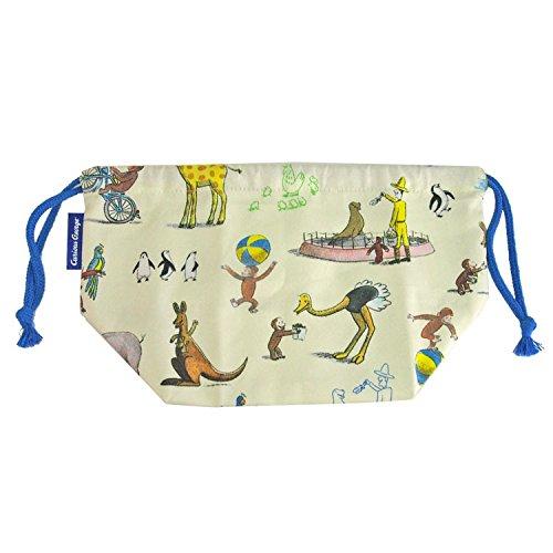Curious George Design Bento Box Lunch Bag