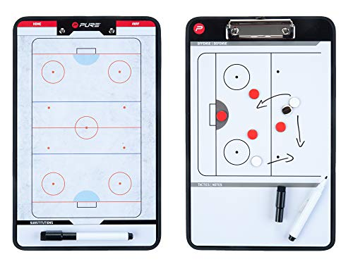 Pure 2Improve Taktiktafel Icehockey, 35x22cm