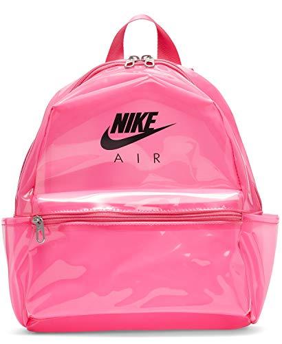 NIKE Jdi Mini - Mochila, color rosa y negro, talla única