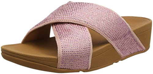 Fitflop Ritzy Slide Sandals, Sandalias para Mujer