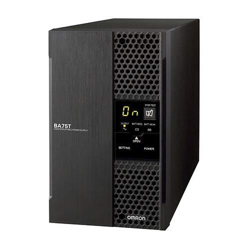 オムロン『無停電電源装置(BA75T)』