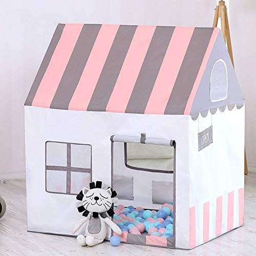 Creativo niño niño niño juego tienda portátil interior juguete juego juego casa plástico varilla cónica tienda cónica,Multi colored