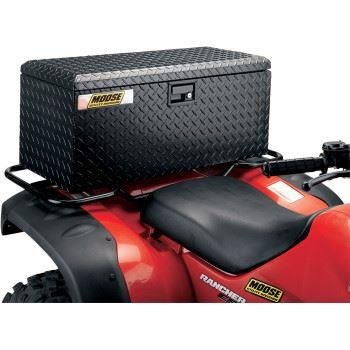 Hinten Alu Werkzeug Cargo Box abschließbar Heavy Duty