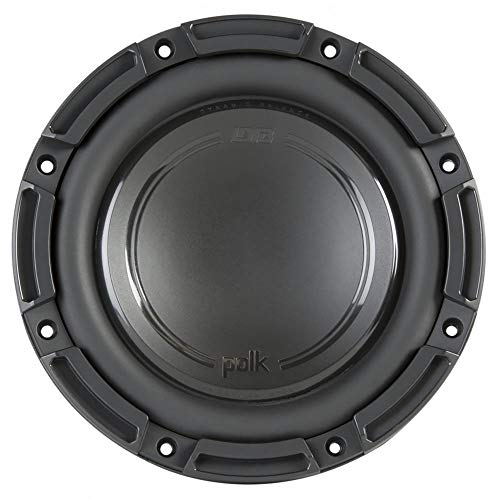Polk Audio DB+ 8 Inch 750 Watt 4 Ohm DVC Marine, ATV & Car Subwoofer |...