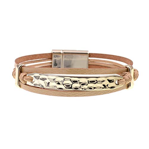 DMUEZW nieuwe LOVERS armbanden bedelarmbanden leren armbanden voor vrouwen en mannen sieraden