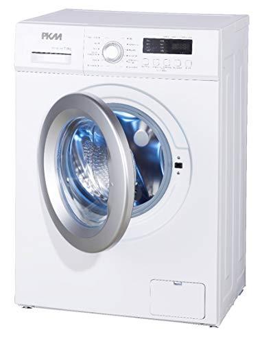 PKM WA7-E1214 Waschmaschine/F / Frontlader/Standgerät / 7 Kg Fassungsvermögen / 78 dB(A)