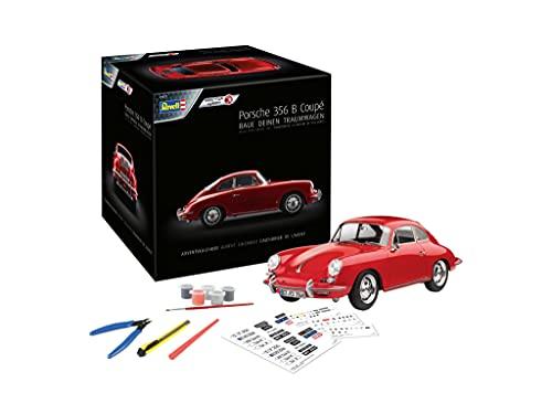 Revell Adventskalender Dream Cars Porsche 356 B Coupé 01029