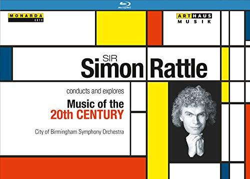 Música del siglo XX. [Blu-ray]