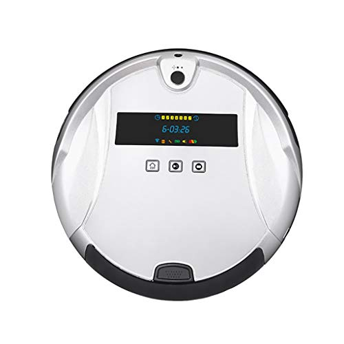 Best Deals! ZCP Intelligent Monitoring Sweeping Robot, Home Intelligent Refill with Water Tank Moppi...