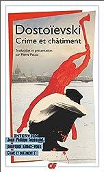 Crime et châtiment de Fédor Dostoïevski