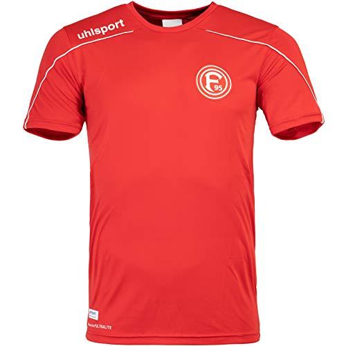 uhlsport Fortuna Düsseldorf Training Trikot (XL, red)