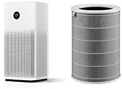 Mi 2S Air Purifier and Air Purifier HEPA Filter