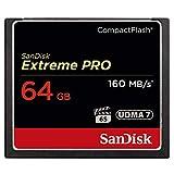 SanDisk Extreme Pro CompactFlash 64GB Speicherkarte