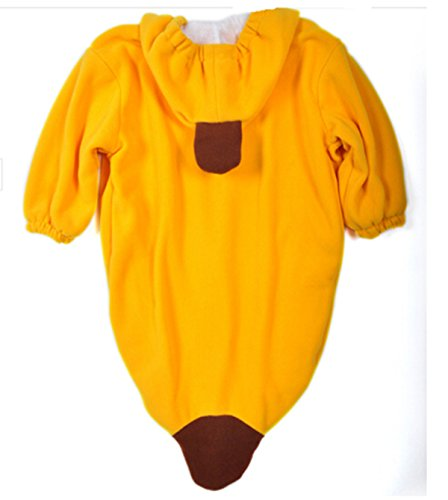 BuyHere Big Size Baby Cute Banana Sleeping Bag,Yellow by BuyHere